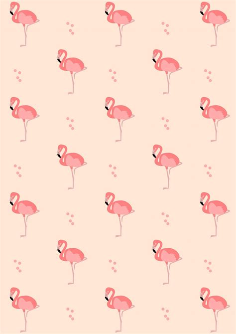 Paper For Pattern - free digital flamingo scrapbooking paper ausdruckbares