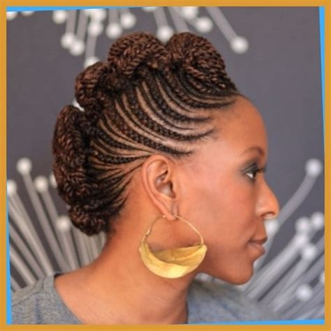 elegant braided hairstyles for african americans hairstyles on pinterest cornrows african american