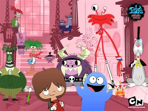 kartoonz world foster s home for imaginary friends hq