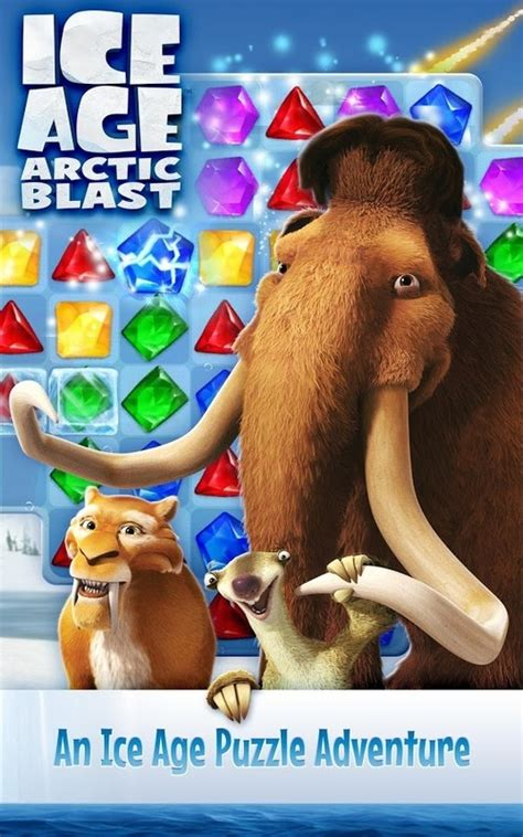 download game android ice age adventure mod apk ice age arctic blast apk free arcade android game
