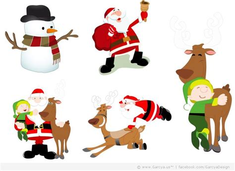 pictures of christmas characters cliparts co