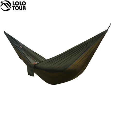 Hammock Parasut popular parachute hammock buy cheap parachute hammock lots from china