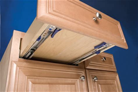 How Do Drawers Work by Undermount Drawer Glides Versus Side Mounts Shield Casework