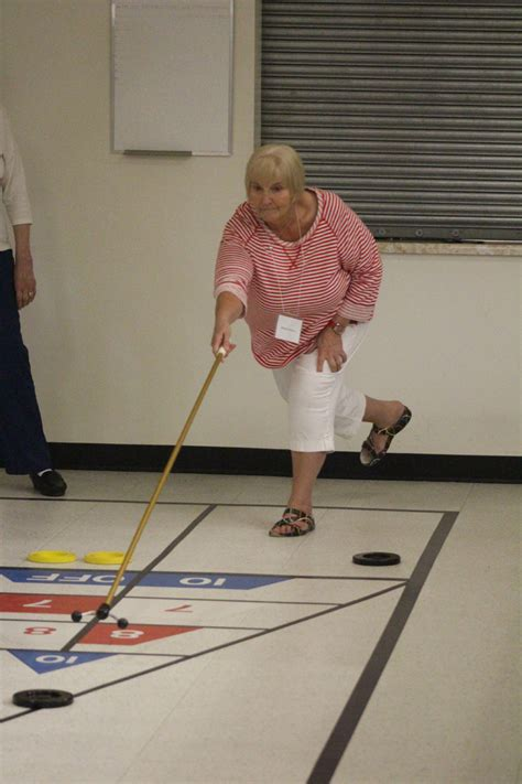 Floor Shuffleboard by Winning Form Fort Frances Times