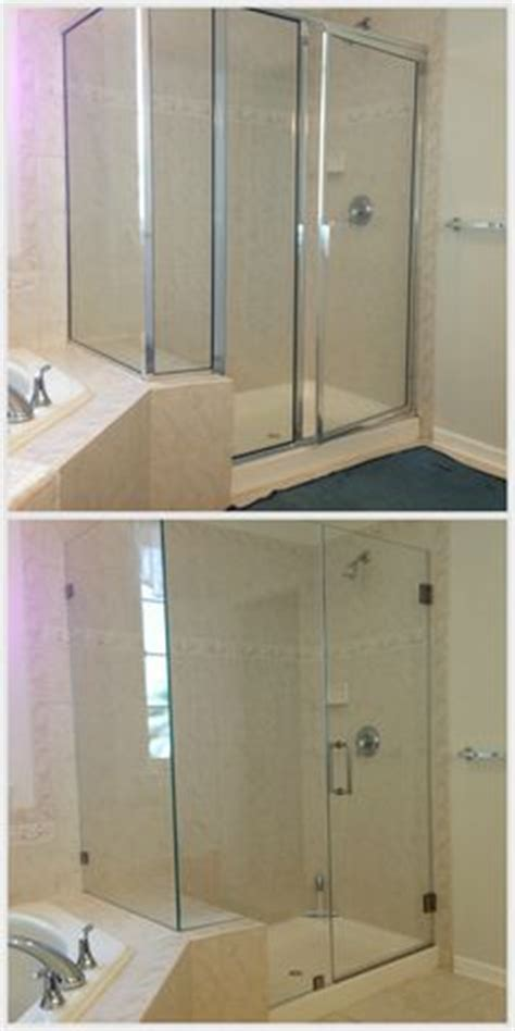 1000 Images About Frameless Shower Doors On Pinterest Frameless Vs Framed Shower Doors