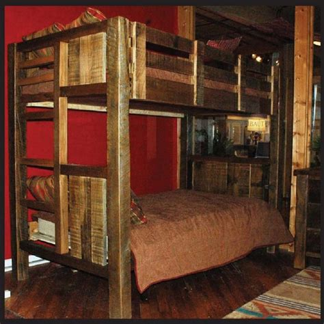 Hickory Bunk Beds Hickory Timber Bunk Bed