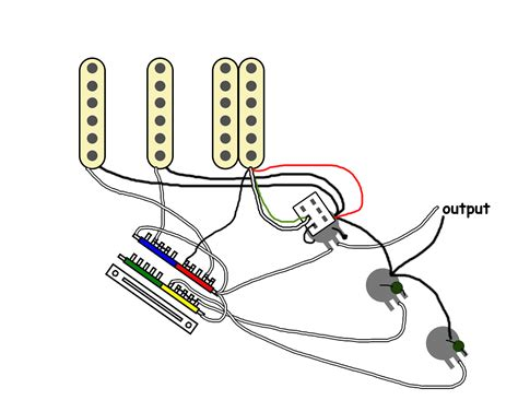 Fender Super Switch Wiring Diagram Electrical Website