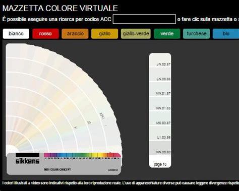 colori sikkens interni un ventaglio di colori da sikkens
