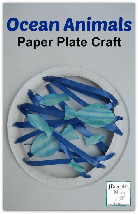 Paper Plate Craft Work - 108 best images about commotion on shark