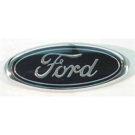 1988 1993 mustang rear ford oval emblem ford