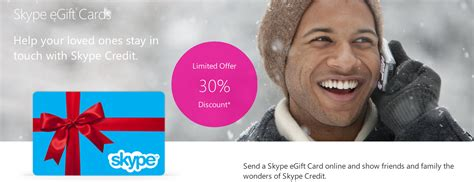 Skype Gift Card Discount - skype offers 30 off 10 200 gift cards for a limited time 9to5toys