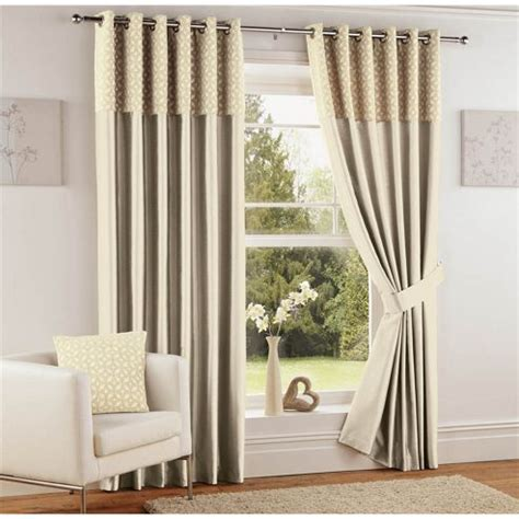 66x72 curtains in cm buy curtina woburn natural 66x72 inches 168x183cm eyelet