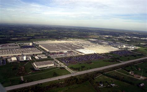 Toyota Of Georgetown Toyota Motor Manufacturing Kentucky Photo 6