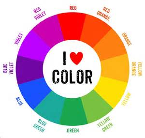 css color wheel chart free