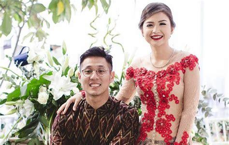 persyaratan membuat na nikah cantik bergaun pengantin barat putri titian dan junior