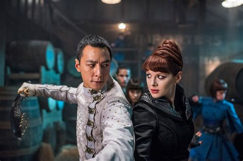 Into The Lands by Drive Daniel Wu Of Amc S Into The Badlands
