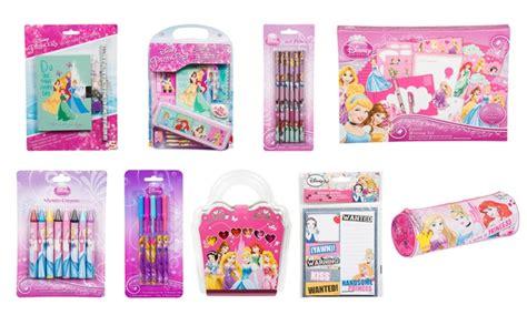 Disney Princess Stationerry Set disney princess stationery sets groupon goods