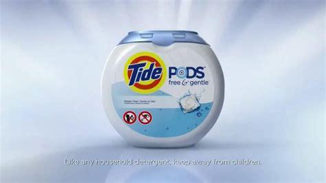 tide pods tv spot waitress ispottv tide pods commercial girl newhairstylesformen2014 com