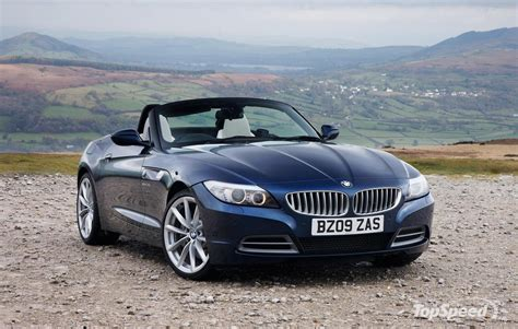 car bmw 2009 bmw z4 roadster bmw cars