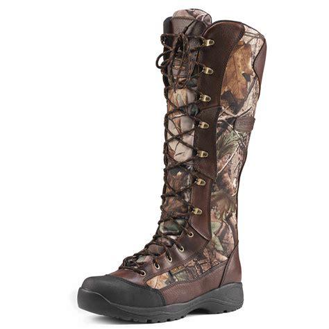 lacrosse venom snake boots lacrosse venom realtree apg snake boots 18 size 9 ebay