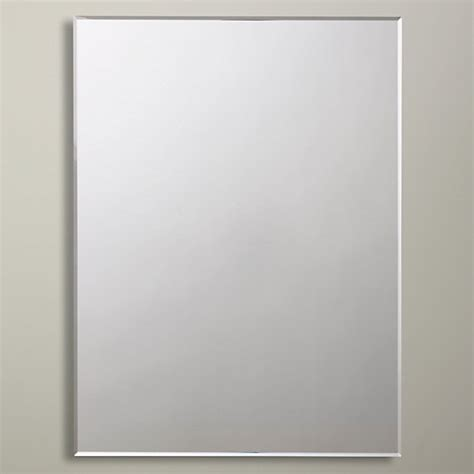 Bevelled Bathroom Mirror by Buy Lewis Bevelled Edge Bathroom Mirror Lewis