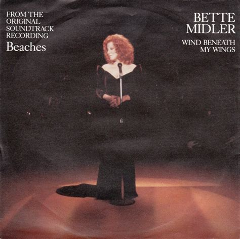 bette midler wind beneath my wings 1989 all charts weekly top 40