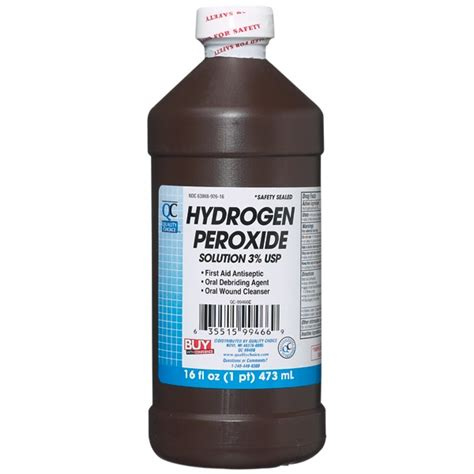hydrogen peroxide ear hydrogen peroxide 2 3 solution gargle for sore throat few drops in ear for ear
