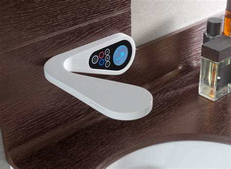 high tech bathroom accessories high tech bathroom faucets for digital and electronic