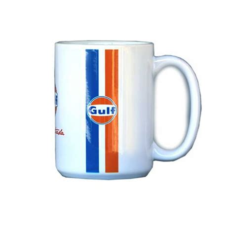 gulf racing logo gulf racing logo mug ac7903