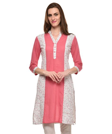 Casual White Import Limited casual white kurti 3700 j