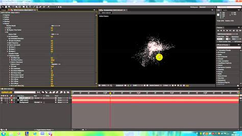 tutorial after effect trapcode particular trapcode particular tutorial in after effects youtube