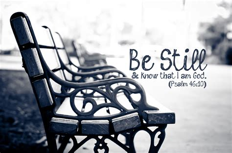 be still and know that i am god tattoo peace and stillness like a child