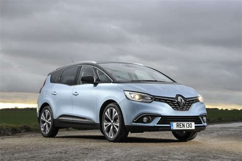 renault grand scenic 2017 renault grand scenic estate review comparisons osv