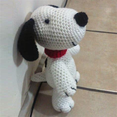 Diy Home Decor Ideas Snoopy Crochet Amigurumi Stylesidea