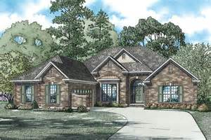 Brick House Plans by Gallery For Gt One Story Brick House Plans