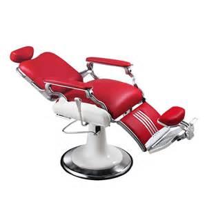 Red Salon Chairs Koken Barber Chair Takara Belmont Bb 0090h
