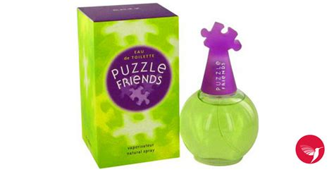 Parfum Friends puzzle friends coty perfume a fragrance for 1999