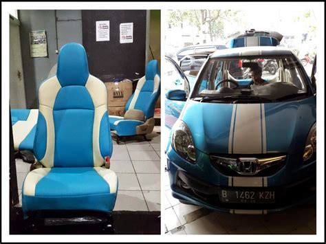 Sarung Jok Mobil modifikasi mobil honda all new crv car interior design