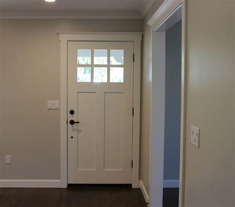 Interior Paint Ideas Trim Craftsman Style Exterior Colors Front Interior Door Trim