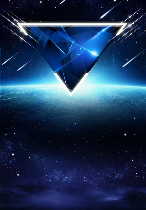 flat blue background blue flat geometry background