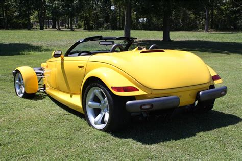 1999 plymouth prowler convertible 113418