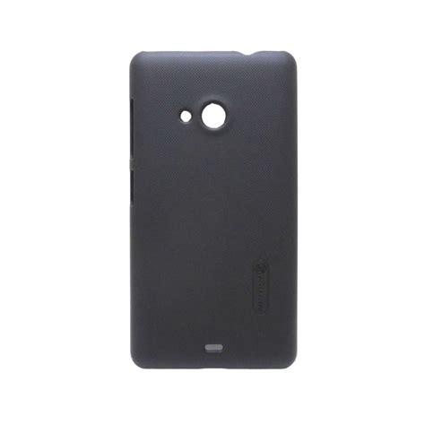 Jual Casing Hp Nokia Original jual nillkin frosted microsoft lumia 535 black indonesia original harga murah