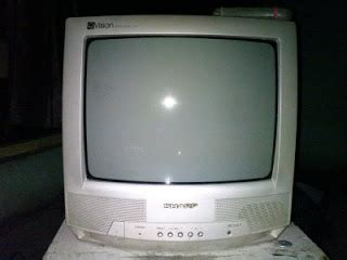 Gambar Dan Tv Sharp 21 Inch Belajar Tv Tabung Tv Sharp Protek