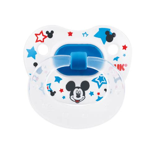 Botol Nuk Disney King Set mickey mouse 2 pack orthodontic pacifiers from nuk 174 disney baby