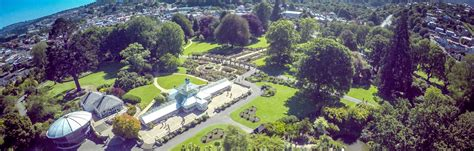 Dunedin Botanic Gardens Gardens Dunedin New Zealand