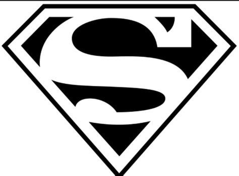 superman logo tattoo black and white black white superman logo superman logo s pinterest