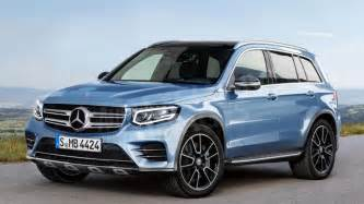 Mercedes News All New Mercedes Glb To Join Brand S Crossover Range