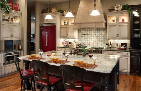 Custom Kitchen Design Ideas by 72 Luxurious Custom Kitchen Island Designs Page 7 Of 14
