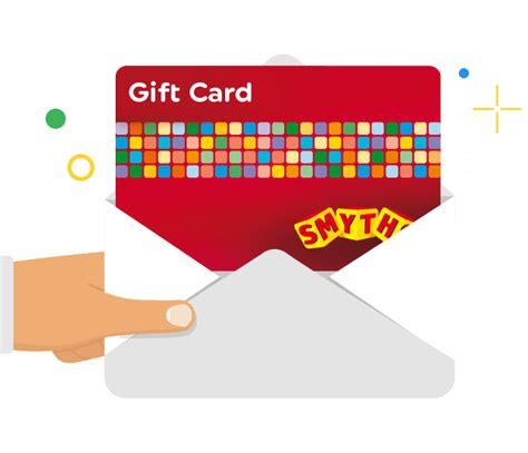 Smyths Gift Card Online - gift cards