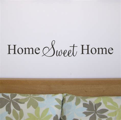 Wall Stiker Home Sweet Home quotes about home sweet home quotesgram